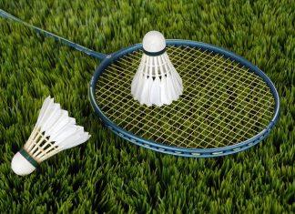 badminton as one of the best garden games