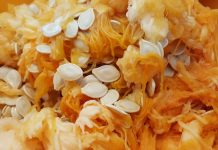 Squash / pumpkin seeds