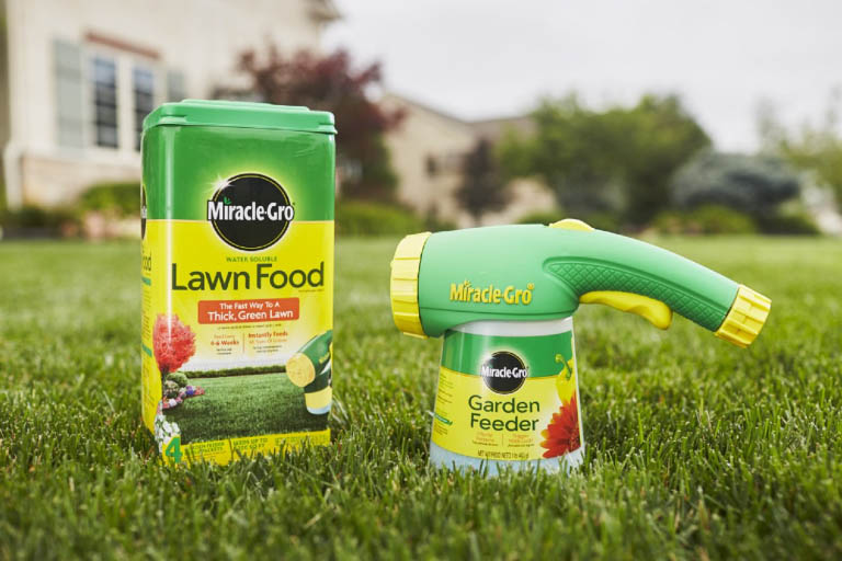 Miracle-Gro Fertilizer