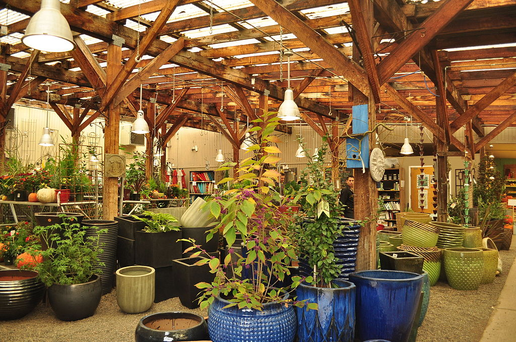 city peoples garden store in seattle washington.